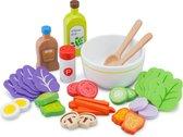 New Classic Toys - Speelgoedeten en -drinken - Salade Set