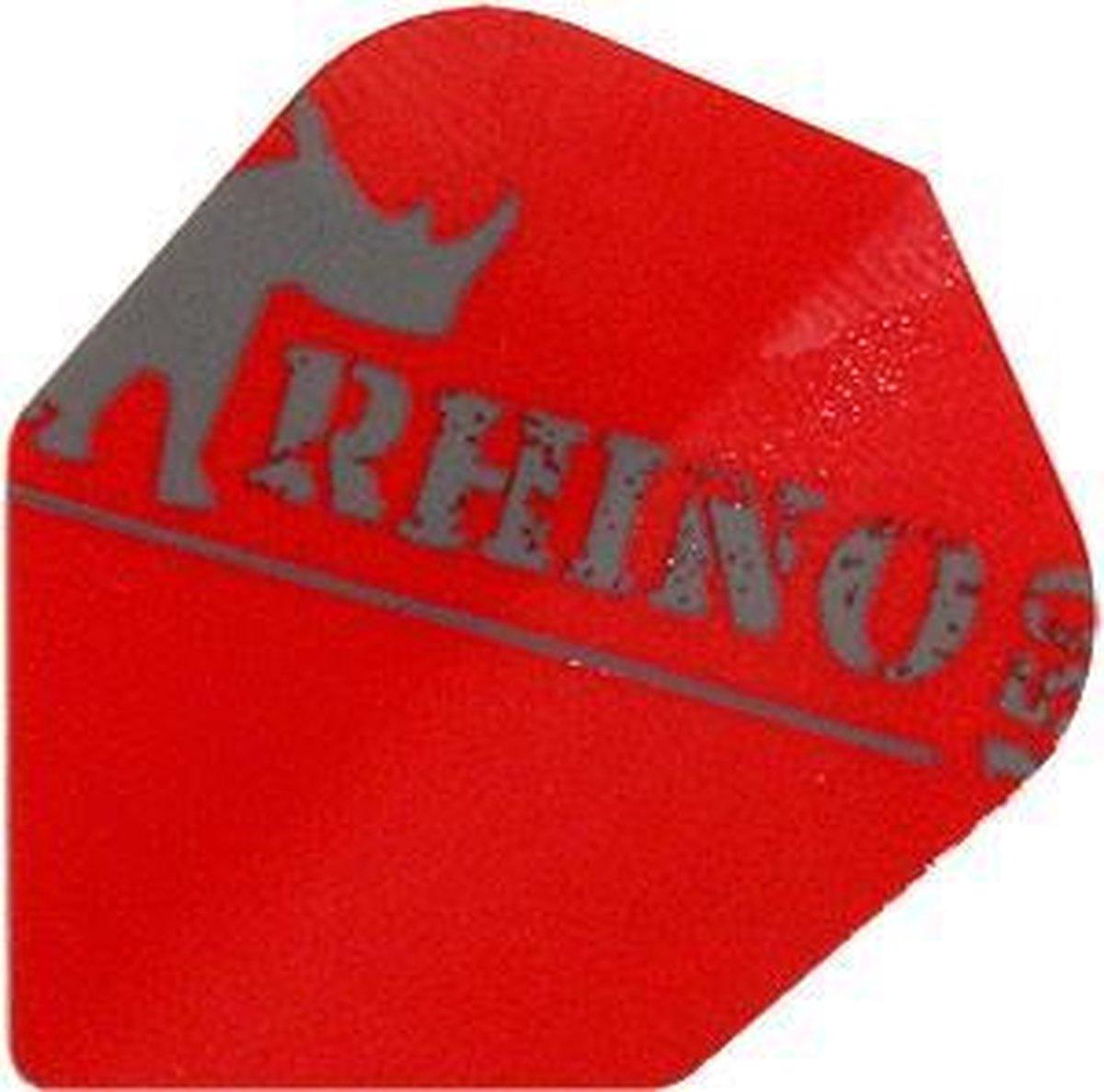 Target Rhino Solid Rood