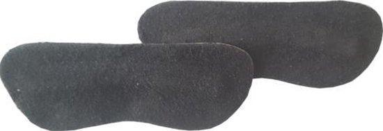Anti-Slip Hiel Zwart (Schoenonderhoud - Tegen Uitslippen Schoenen)