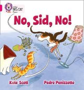 Omslag No, Sid, No!