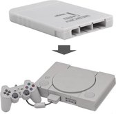 Plug & Play 1MB Memory Card Voor Playstation 1 - PS1 PSX One PS2 Geheugenkaart