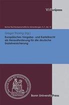 Bonner Rechtswissenschaftliche Abhandlungen. Neue Folge.