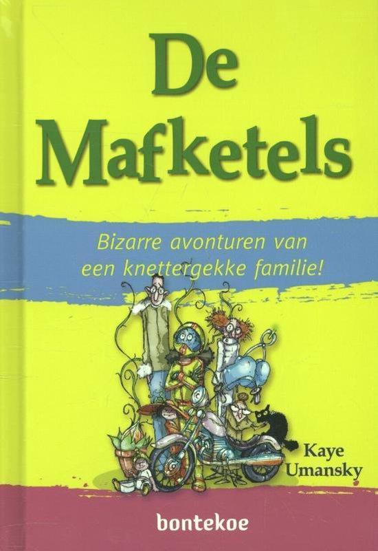 Cover van het boek 'De mafketels' van Kaye Umansky