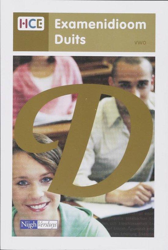 HCE Duits Examenidioom - VWO -Tekstboek - M. Lemmen  