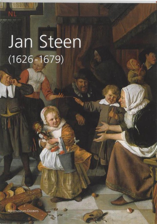 Jan Steen (1626-1679) - W. Kloek |