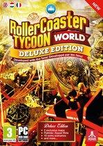 RollerCoaster Tycoon World Deluxe Edition (Windows)