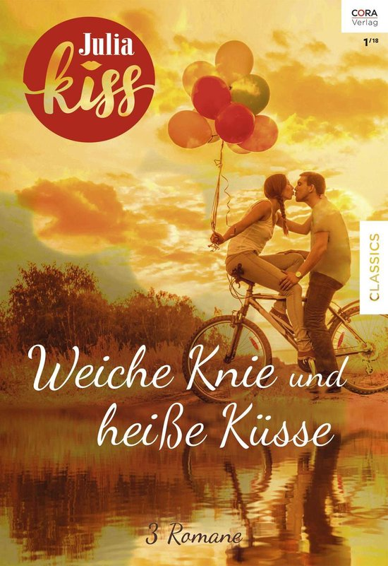 Boek cover Julia Kiss Band 3 van Merle Faber (Onbekend)