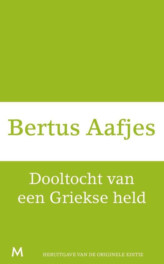 Dooltocht van een Griekse held - Bertus Aafjes | Fthsonline.com