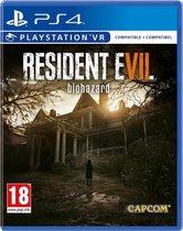 Resident Evil 7: Biohazard – VR Compatible - PS4