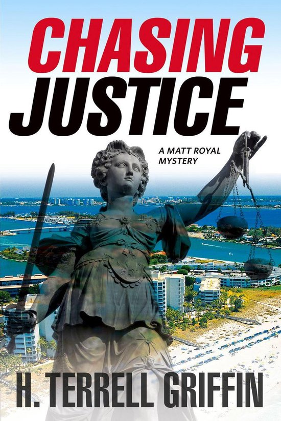 Omslag van Chasing Justice