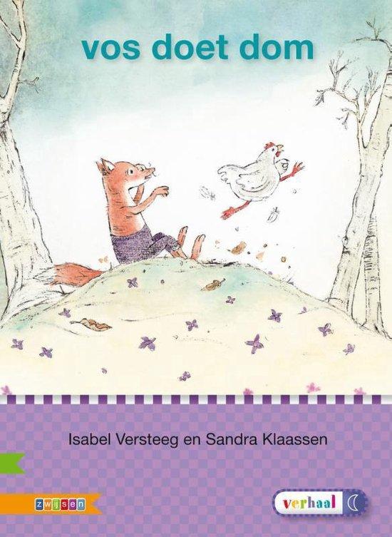 Veilig leren lezen - Vos doet dom AVI M3 - Isabel Versteeg |
