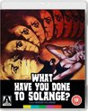 What Have You Done To Solange? (Blu-ray & Dvd)