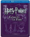 Harry Potter and the Goblet of Fire (Blu-ray) (Limited Edition Steelbook)