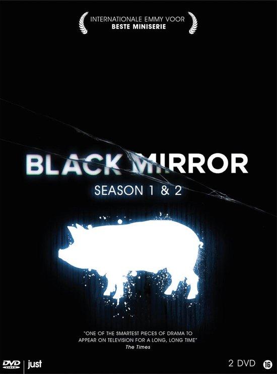 Black Mirror serie 1 & 2