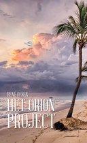 Boek cover Het Orion Project van René Ofsen