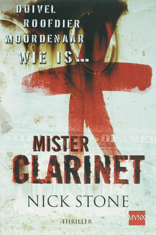 Mister Clarinet - Nick Stone |