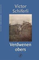 Boek cover Verdwenen obers van Victor Schiferli