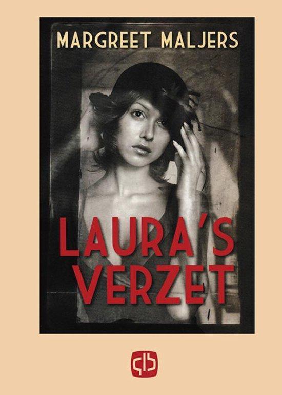 Grote letter bibliotheek 2614 - Laura's verzet - Margreet Maljers |