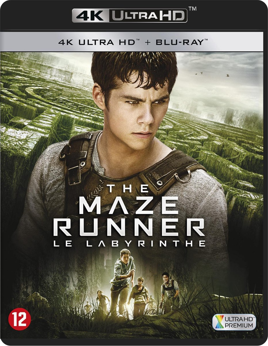 The Maze Runner (4K Ultra HD Blu-ray)-