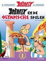 Boek cover Asterix 12. de Olympische spelen van Albert Uderzo (Onbekend)