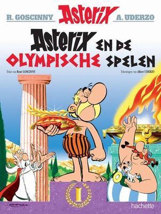 Boek cover Asterix 12. Asterix en de Olympische spelen van Albert Uderzo (Onbekend)