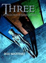 Omslag Three: Short Story Collection