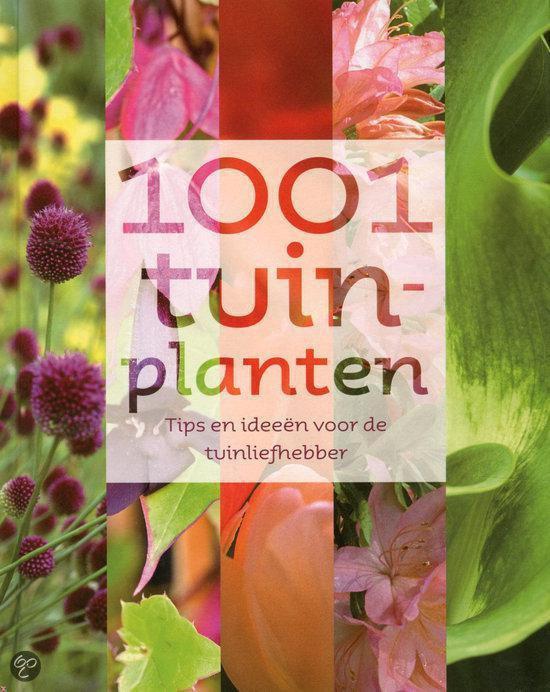 1001 Tuinplanten - Antje Rugullis |