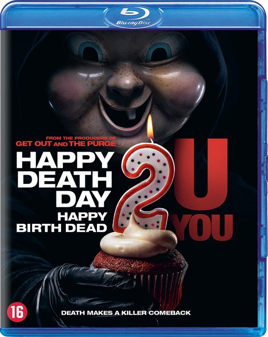 HAPPY DEATH DAY 2U (D/F)[BD]