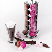 Capsulehouder Voor Dolce Gusto- 24 Capsules - Koffie Capsule Standaard - Cuphouder Dispenser - Cups Houder - Ophangen