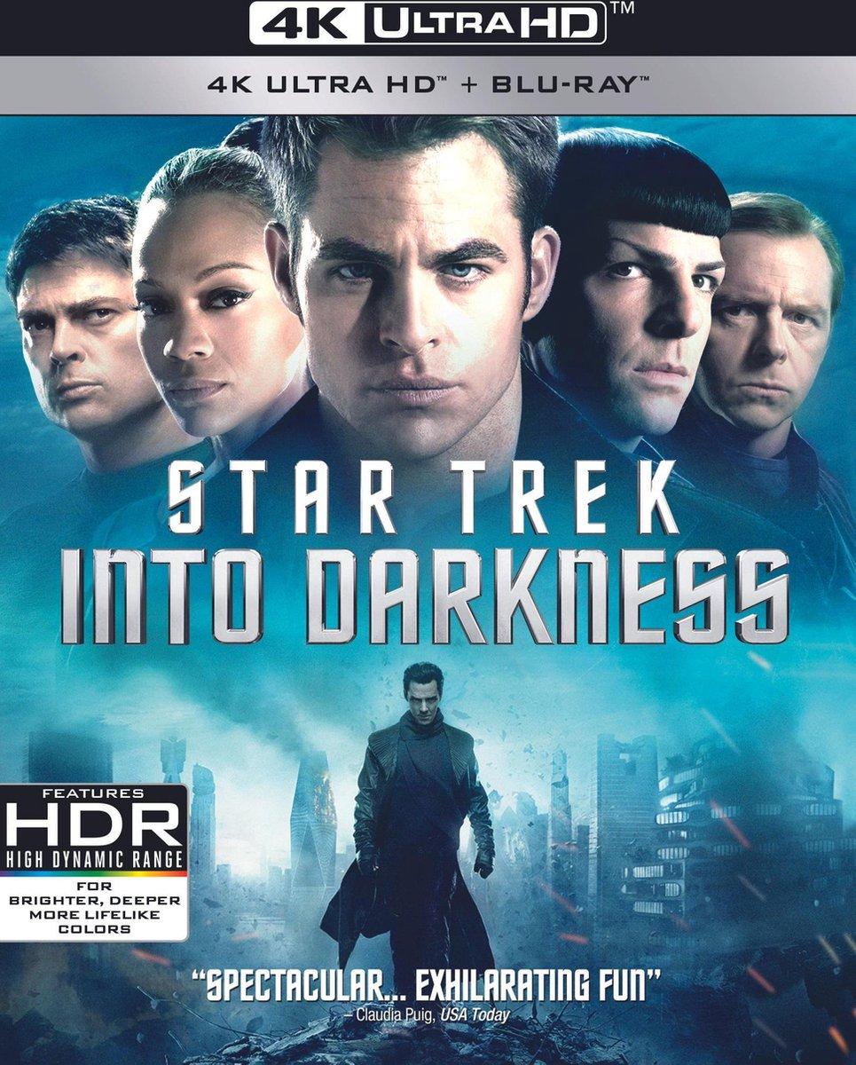 Star Trek Into Darkness (4K Ultra HD Blu-ray)-