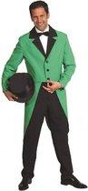 Groene slipjas voor heren L (56-58)