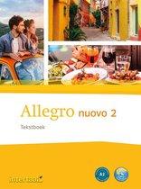 Allegro nuovo 2 tekstboek + online mp3's