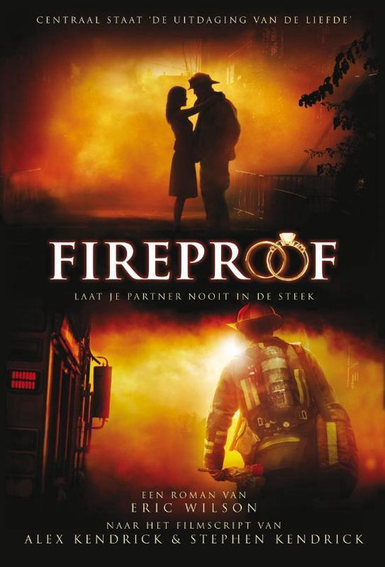 Boek cover Fireproof van E. Wilson (Paperback)