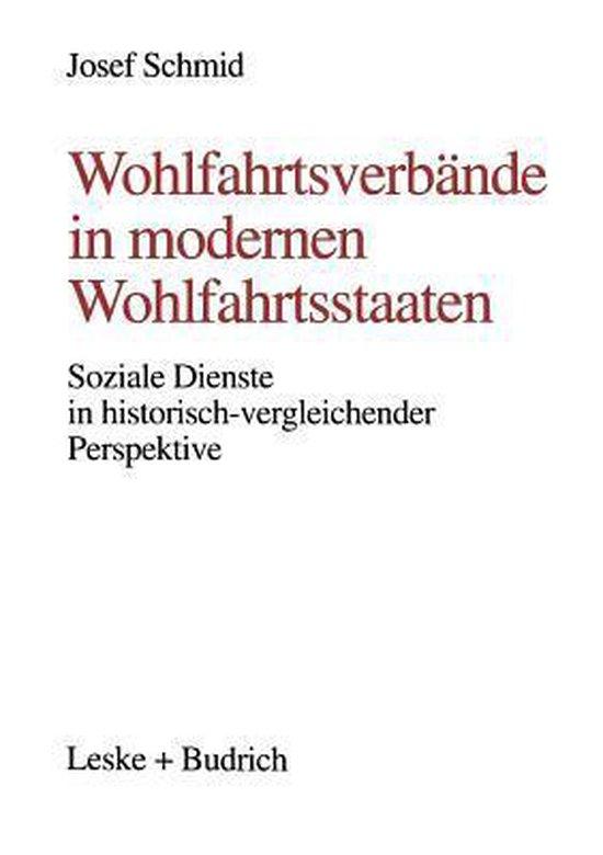 Wohlfahrtsverbande in Modernen Wohlfahrtsstaaten