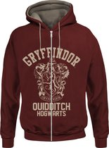 HARRY POTTER - Sweat Gryffindor Quidditch Vintage (XXL)