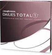 -6,50 Dailies Total1 - 90 pack - Daglenzen - Contactlenzen