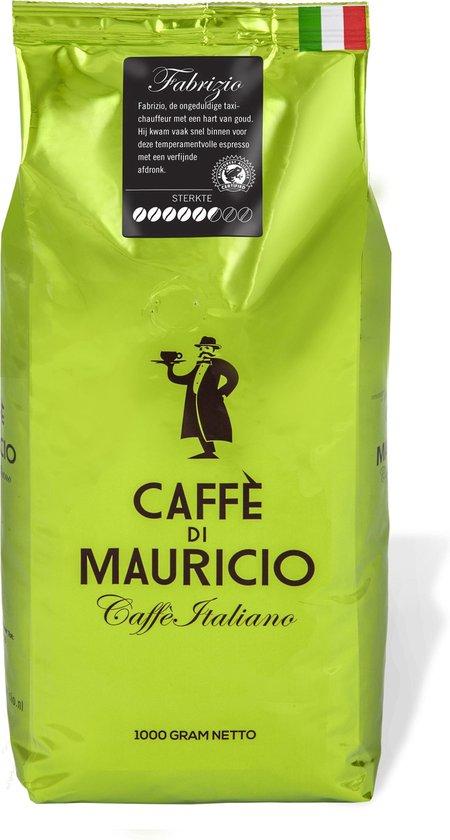 Caffe Di Mauricio Fabrizio Koffiebonen - 1000 gram netto