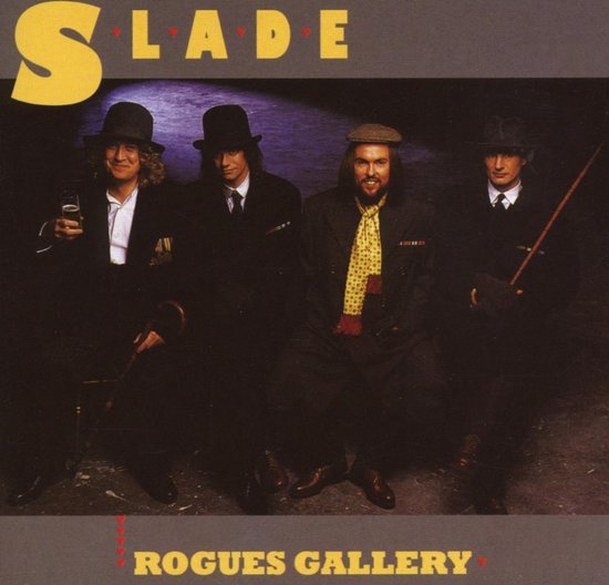 Rogues Gallery + 8