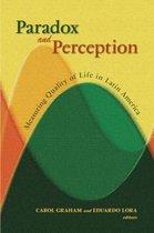 Paradox and Perception