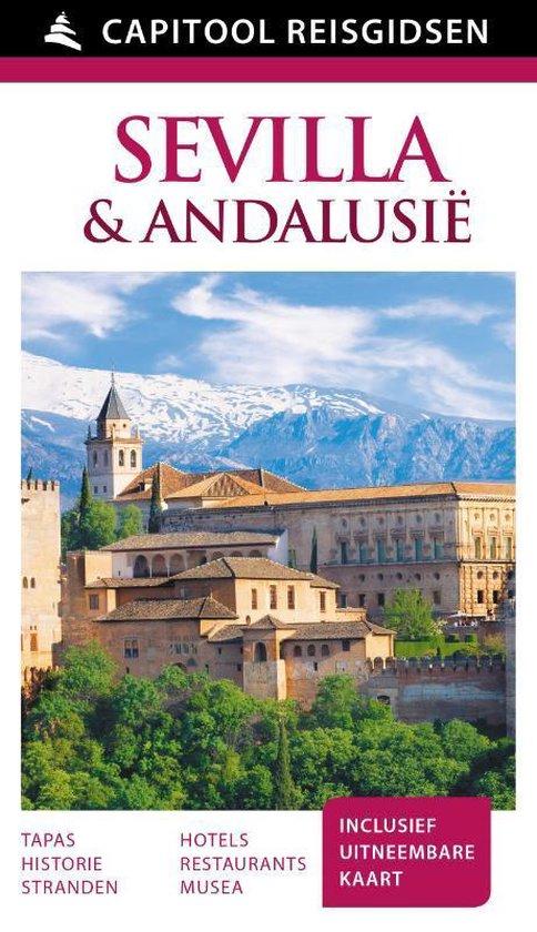 Capitool reisgids Sevilla & Andalusië - Capitool |