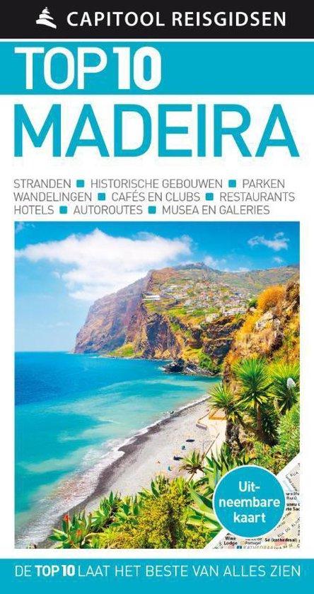 Capitool Reisgids Top 10 Madeira - Capitool | Readingchampions.org.uk