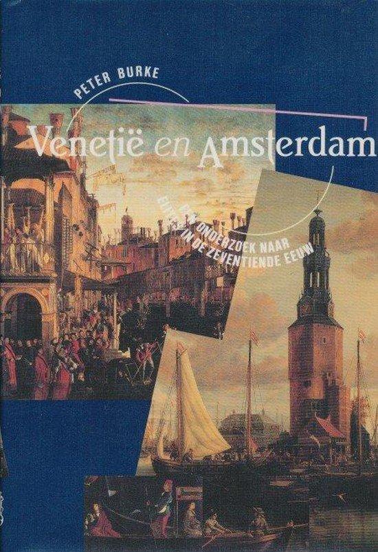 Venetië en Amsterdam - Peter Burke |