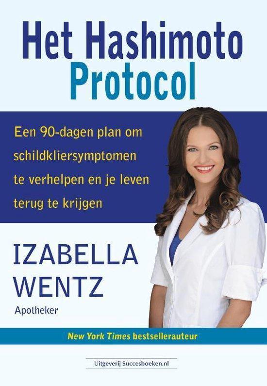 Boek cover Het Hashimoto protocol van Dr. Izabella Wentz (Paperback)