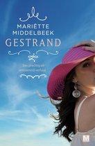 Boekomslag van 'Gestrand'