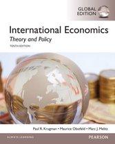 Boek cover Int Econ Ge van Paul R. Krugman (Paperback)