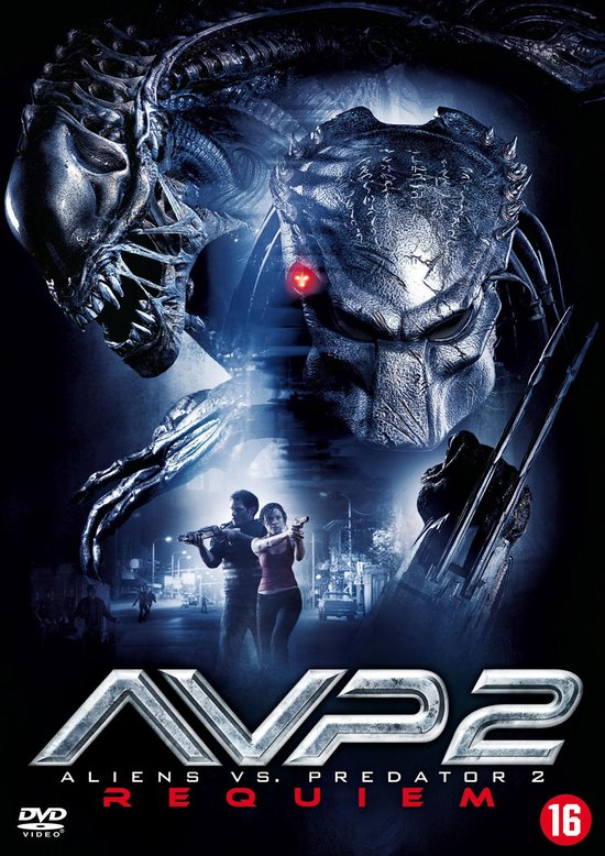 Cover van de film 'Alien vs Predator 2'