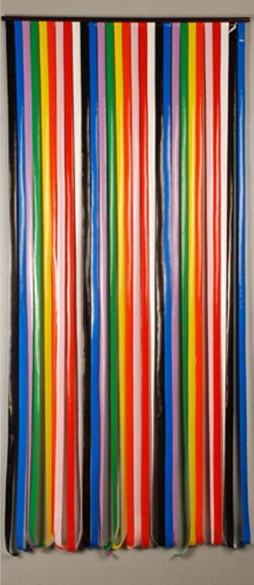 Vliegengordijn - 90x200 cm - Multicolor