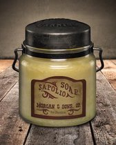 McCall's Candles Classic Jar Candle Sapolio Soap