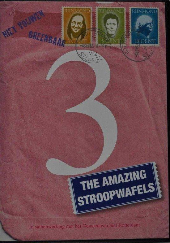 Cover van de film 'Amazing Stroopwafels - 3'