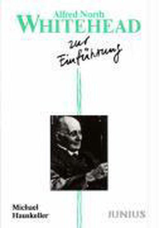 Alfred North Whitehead zur Einführung